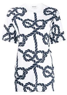 Monse nautical rope T-shirt