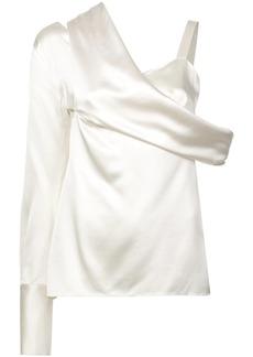 Monse one shoulder blouse