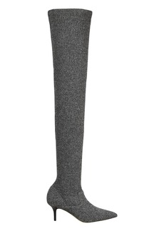 Monse Over-The-Knee Sock Boots