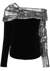 Monse sequin embellished sweatshirt