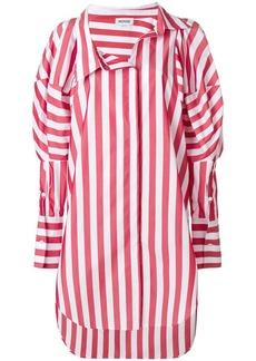 Monse striped oversize shirt