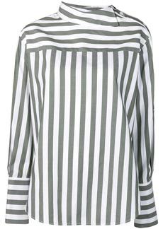 Monse striped shirt