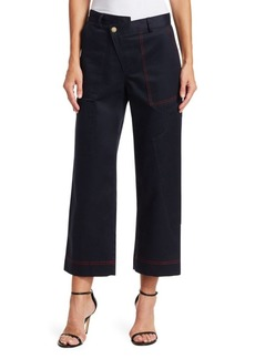 Monse Wide-Leg Cargo Pants