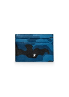 Montblanc Camouflage Leather Card Case