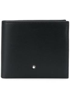 Montblanc foldover logo wallet