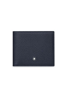 Montblanc Grained Leather Logo Wallet