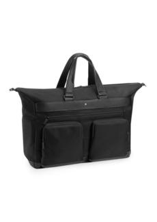 Montblanc Large Textured Duffel Bag