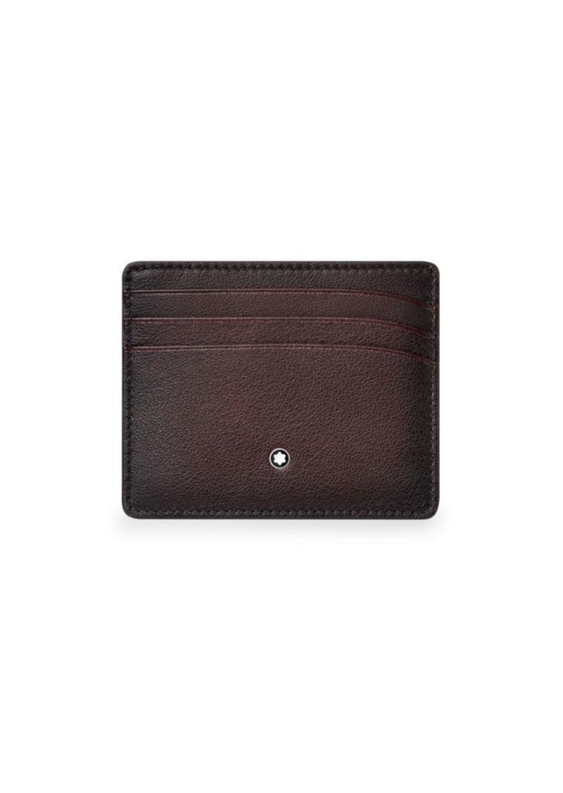 Montblanc Meisterstück Sfumato Leather Pocket Holder