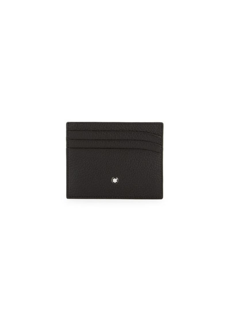 Montblanc Meisterstuck Grain Leather Card Holder