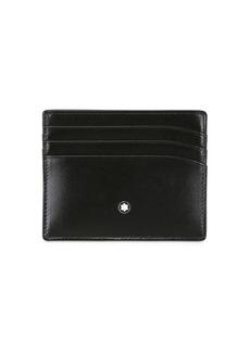 Montblanc Meisterstuck Leather Card Holder