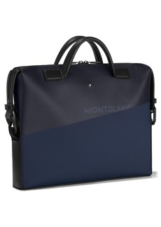 Men's Montblanc Extreme 2.0 Leather Document Case - Black