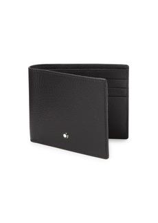 Montblanc Bi-Fold Leather Wallet