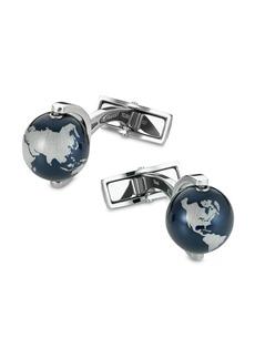 Montblanc Globe Cufflinks