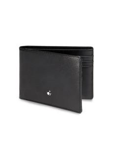 Montblanc Leather Bi-Fold Wallet