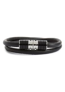 Montblanc Leather Bracelet
