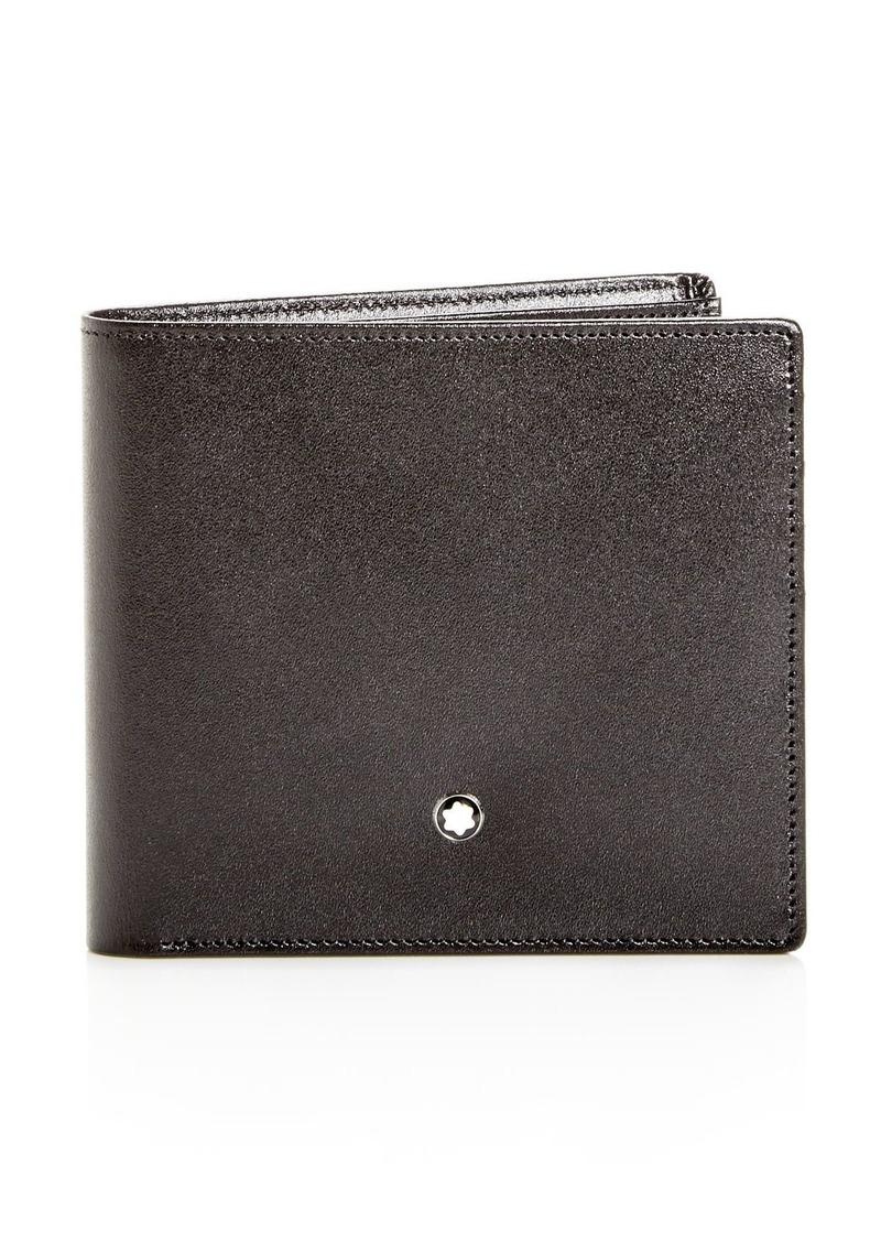 Montblanc Meisterst�ck Bi-Fold Leather Wallet