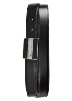 Montblanc Meisterstück Buckle Reversible Leather Belt