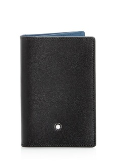 Montblanc Meisterst�ck Leather Bi-Fold Card Case