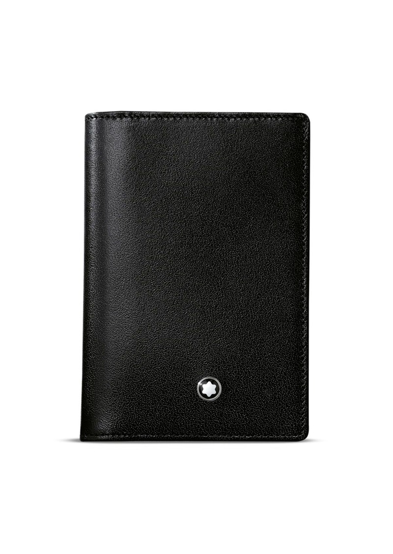 Montblanc Meisterst�ck Leather Business Card Holder with Gusset