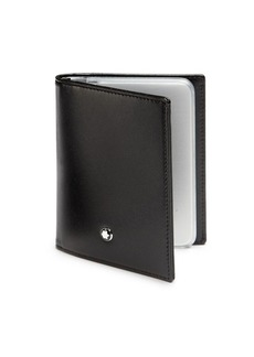 Montblanc Meisterstück Leather Credit Card Case