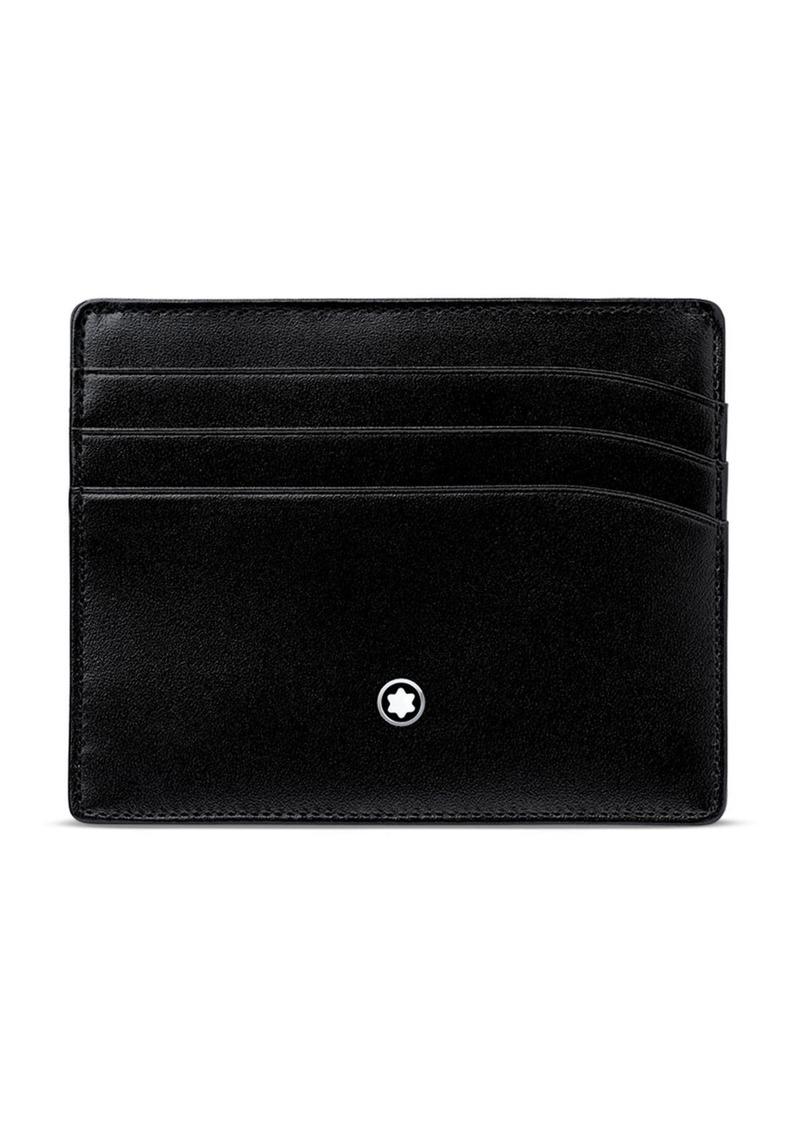 Montblanc Meisterst�ck Pocket 6 cc Leather Card Case