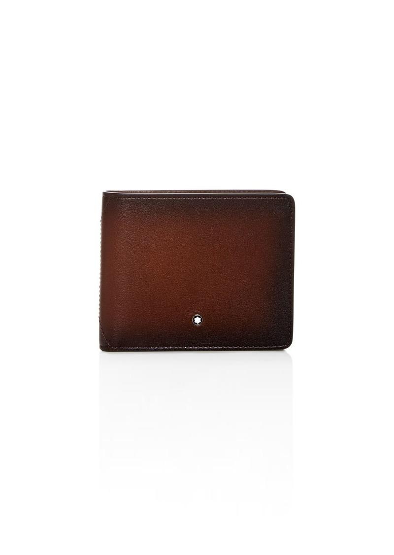 Montblanc Meisterst�ck Sfumato Leather Bi-Fold Wallet