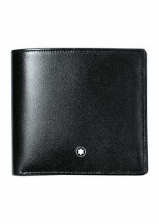 Montblanc Meisterstück Slim Leather Bifold Wallet