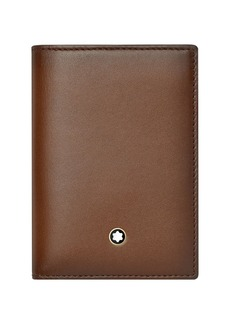 Montblanc Meisterstuck Sfumato Leather Business Card Holder