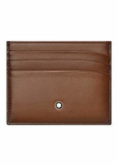 Montblanc Meisterstuck Sfumato Leather Card Holder