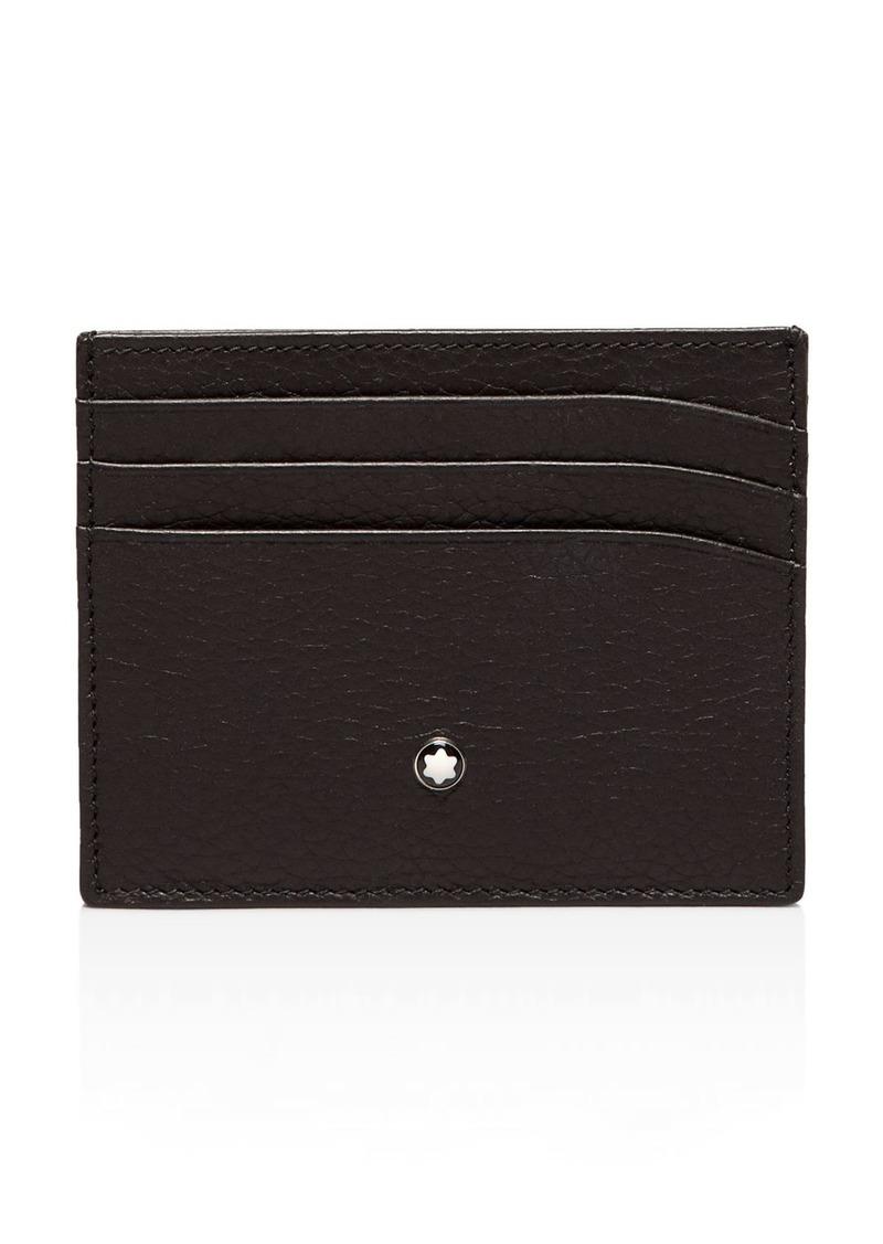 Montblanc Meisterstuck Soft Grain 6 Card Case