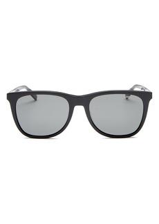 Montblanc Men's Square Sunglasses, 55mm