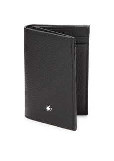 Montblanc Textured Leather Wallet