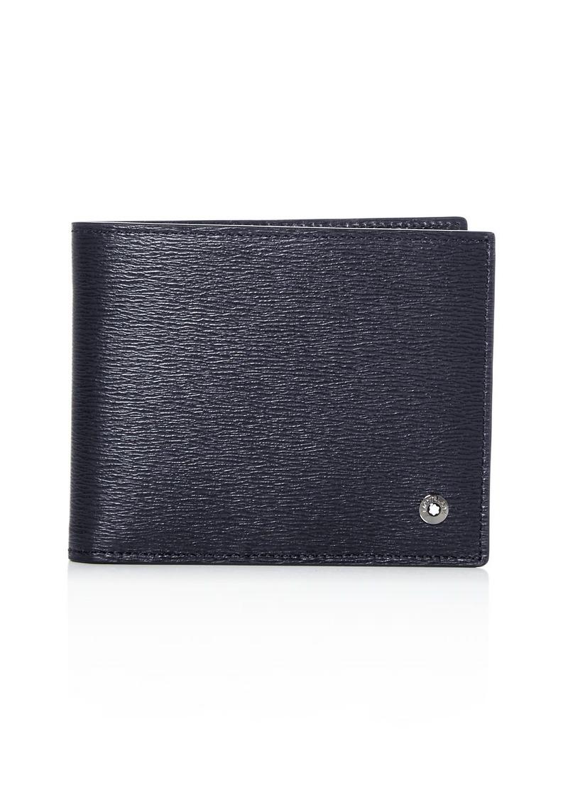 Montblanc Westside Bi-Fold Leather Wallet