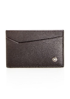 Montblanc Westside Embossed Leather Card Case