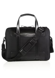 Montblanc Nightflight Leather Briefcase