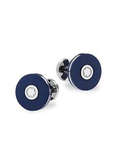 Montblanc PIX Blue Cufflinks