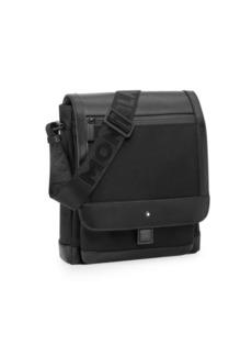 Montblanc Reporter Flap Crossbody Bag