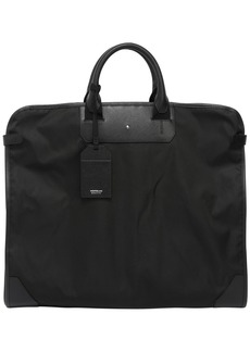 Montblanc Sartorial Jet Nylon Garment Bag