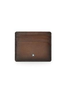 Montblanc Six-Slot Leather Card Case