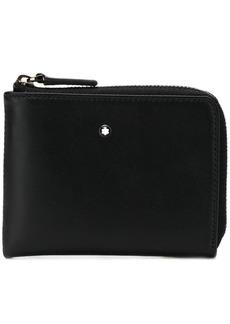 Montblanc zip around wallet