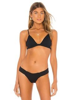Montce Swim Hunter Triangle Bikini Top