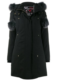 Moose Knuckles Codette down mid-length parka