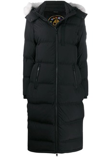 Moose Knuckles hooded down parka coat