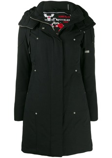 Moose Knuckles long padded parka