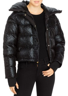 Moose Knuckles Gilley Hooded Down Puffer Coat