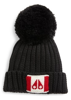 Moose Knuckles Moose Flag Toque