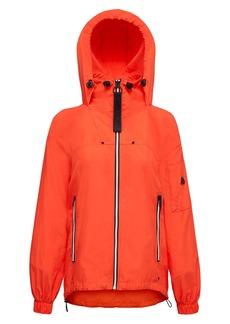 Moose Knuckles Women's Audition Water Repellent Packable Hooded Rain Jacket