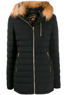Moose Knuckles padded zip-up jacket
