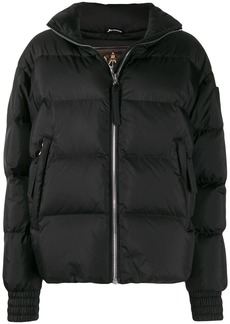 Moose Knuckles panelled puffer jacker