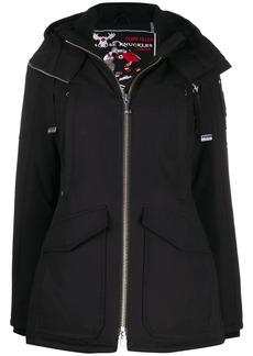 Moose Knuckles plain down coat